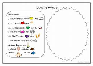 Draw A Monster