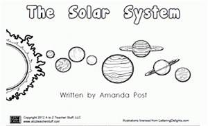 Nothing But Monkey Business: Space - Our Solar System