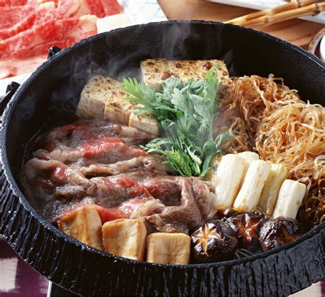 cuisine soja fondue sukiyaki recette centre