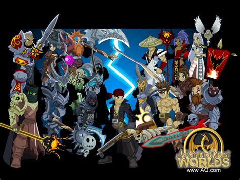 Adventure Quest Worlds images aqw HD wallpaper and