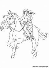 Ranch Coloring Lenas Ausmalbilder Le Zum Horse Ausdrucken Cartoon Horses Desenhos Para Coloriage Ausmalen Bilder Malvorlagen Drawings Pony Desenho sketch template