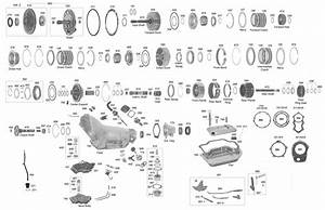 Wiring Diagram  30 4l80e Transmission Parts Diagram