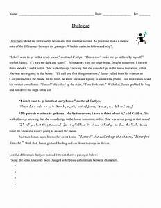 Narrative Essay With Dialogue Example popular book review ...