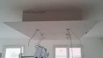 plaque de placo pour salle de bain 3 etape 5 habillage du caisson des plaques sont fix233es