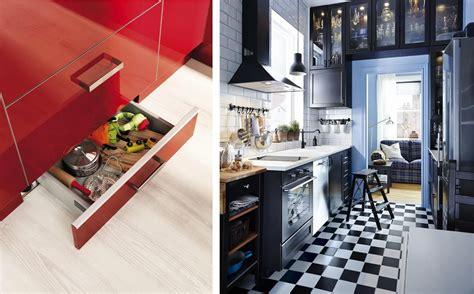 decoracion facil  ideas  cocinas pequenas small