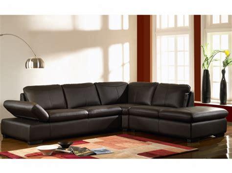 vente canapé cuir soldes canapé vente unique canapé d 39 angle en cuir onyx ii