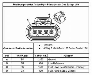 1998 Chevy Blazer Fuel Pump Wiring Diagram