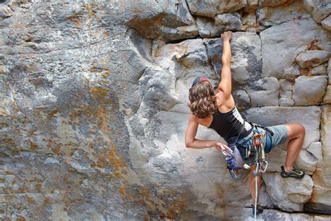 The Basic Rock Climbing Skills You Need