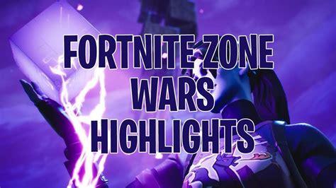 zone wars highlights fortnite youtube