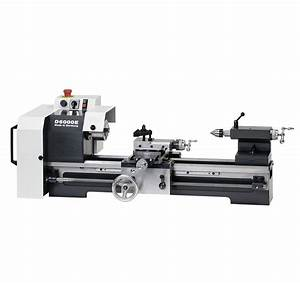 Benchtop And Mini Lathe Systems