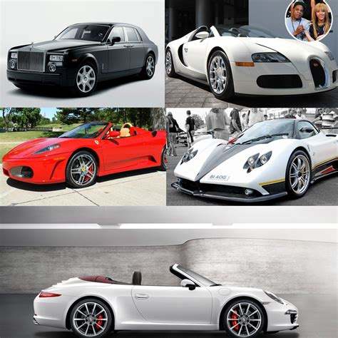 jay  net worth  cars colection