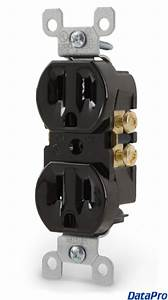 Duplex Power Outlet 120v  20a