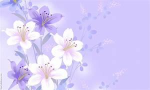 Purple Flower Backgrounds - WallpaperSafari