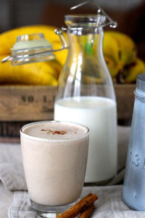 almond banana smoothie recipe healthy smoothie recipes