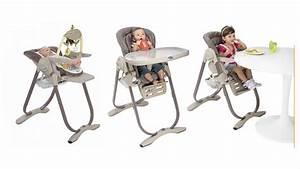 Chaise Haute Des La Naissance : mon avis sur la chaise haute b b polly magic cocoa de chicco ~ Teatrodelosmanantiales.com Idées de Décoration