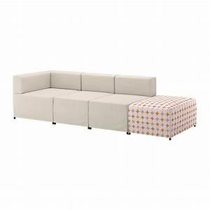 Canapé Modulable Ikea : kungshamn canap modulable 4 places idekulla beige yttered multicolore ikea ~ Teatrodelosmanantiales.com Idées de Décoration