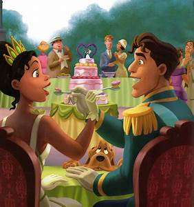 Disney Princess images Tiana and Naveen HD wallpaper and ...