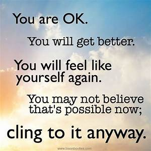 Quotes About Overcoming Depression