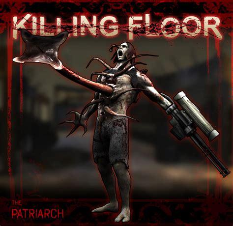 Killing Floor Wiki Patriarch by Battle Killing Floor Vs Left 4 Dead General
