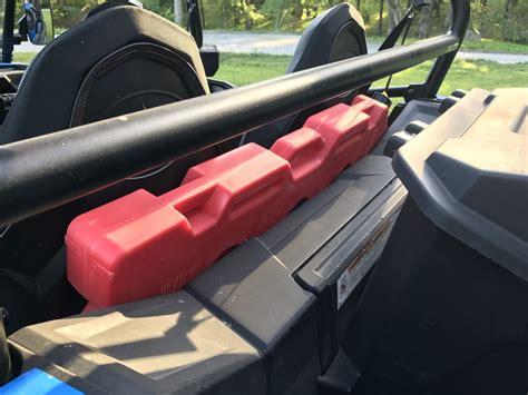 rotopax mounted  bed rail designsanyone toyota