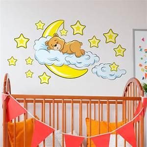Wandtattoo fur baby und wandsticker babyzimmer 0 4 jahre for Wandtatoo für kinderzimmer