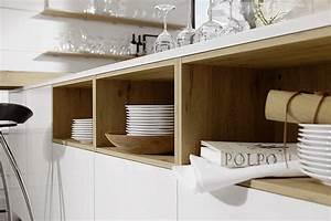 Küche Offene Regale : planungsdetail offene regale zwischen unterschr nken und arbeitsplatte ~ Markanthonyermac.com Haus und Dekorationen