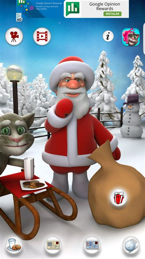 Talking Santa 3.4 - Download for Android APK Free