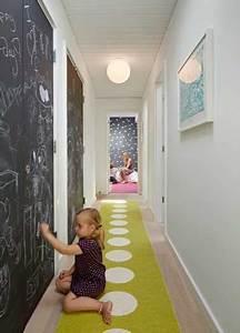 Idee Deco Couloir Peinture : 12 id es d co pour styliser un couloir long troit ou sombre deco ~ Melissatoandfro.com Idées de Décoration
