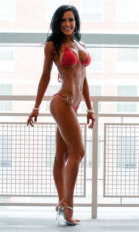 fitness bikini hot amy bella fitness model bikini competitor sexy fitness