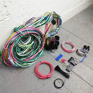 Chevrolet S10 Wire Harness Upgrade Kit Fits Painless
