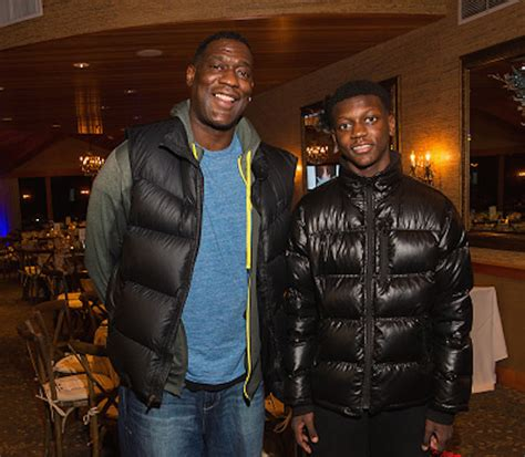 shawn kemp  son attend fam st family foundation