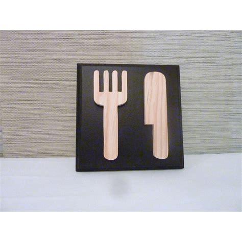 pictogramme cuisine decoration pour cuisine noir