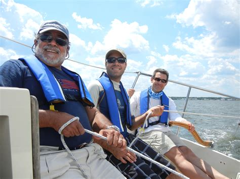Boating Classes In Ct by Westport Sailing Lessons