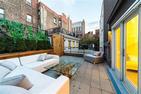How To Create An Outdoor Oasis In A Small Nyc Apartment