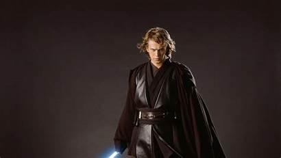 Anakin Skywalker Wars Star Desktop Lightsabers Background