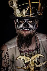 Voodoo Priest - Makeup: Unique Irish | Photography: Hope ...