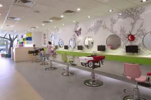 designer homes interior colorful nature inspired hair salon for in new york