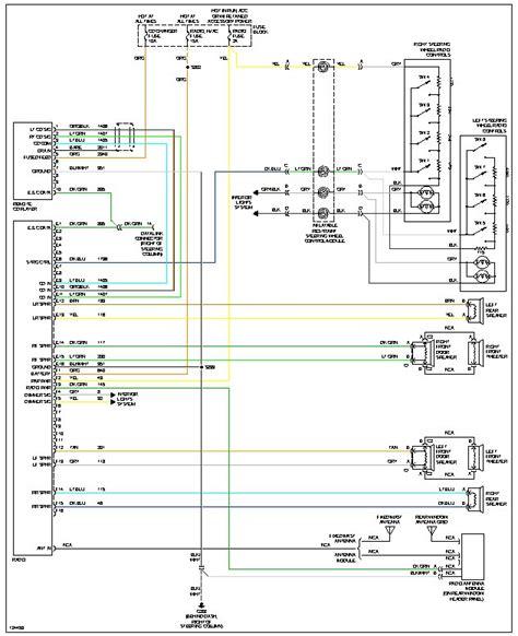 Wheel Wiring Diagram by Wiring Diagram Steering Wheel Audio Controls What Where