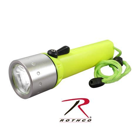 rothco diving flashlight