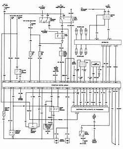 1984 Diagram Chevy Wiring S10 Pu Alternator    Wiring Diagram