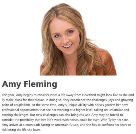 Amy Fleming Heartland