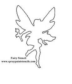 Free Printable Fairy Stencils