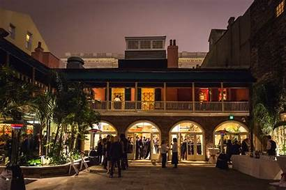 Courtyard Orleans Night Brennan Events Restaurant Louisiana
