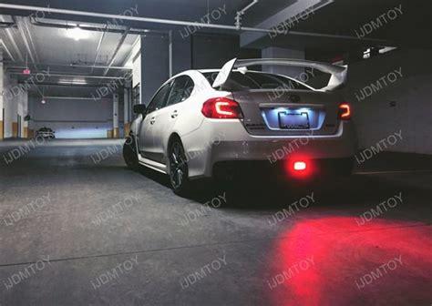 clearance subaru f1 style rear fog lights subaru wrx jdm