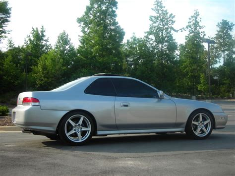 honda-prelude-silver - Rides & Styling