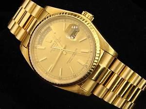 2015 Rolex Presidential - Year Watches