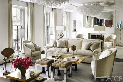 An Ultra Glamorous Townhouse By James Aman