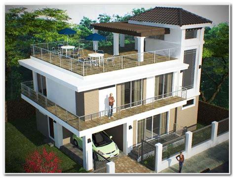 house design roof deck roof design