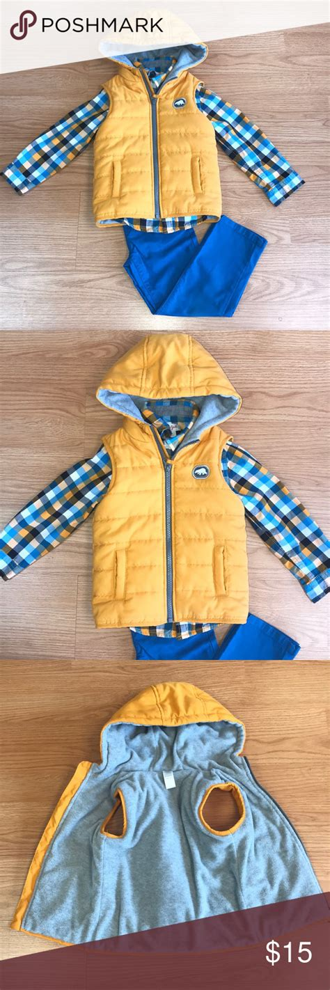boys fleece lined vest  images boys fleece fleece