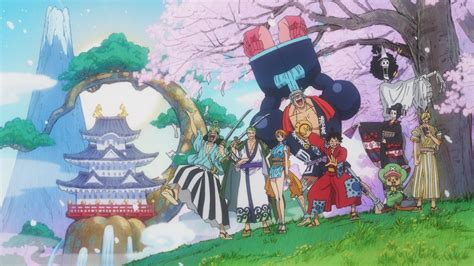 moetron news  piece wano country arc op